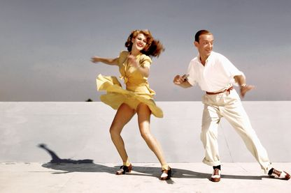 Rita Hayworth et Fred Astaire dans You Were Never Lovelier, traduit par O toi, ma charmante