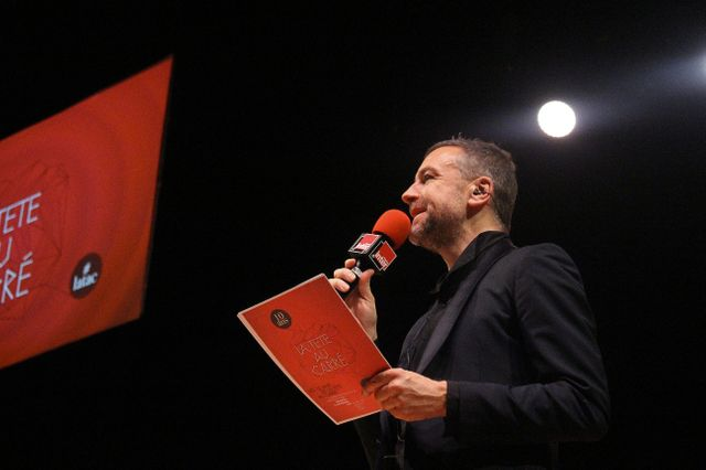 """Mathieu Vidard pour les 10 ans de """"La tête au carré"""""""