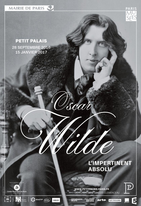 """Oscar Wilde, l'impertinent absolu"" au Petit Palais"