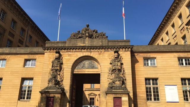 Tribunal correctionnel de Metz