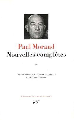 Paul Morand, Nouvelles complètes t.2, Gallimard, Bibliothèque de la Pléiade, 1992.