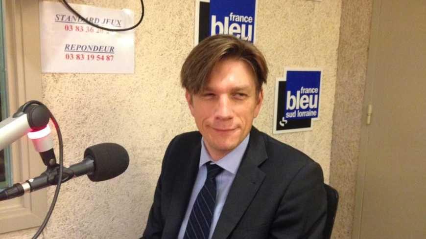 Mathieu Klein président du conseil départemental de Meurthe-et-Moselle