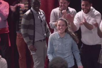 """Capture d'écran du documentaire """"A voix haute"""" diffusé sur France 2. Un film de Stéphane de Freitas, co-réalisé avec Ladj Ly"""