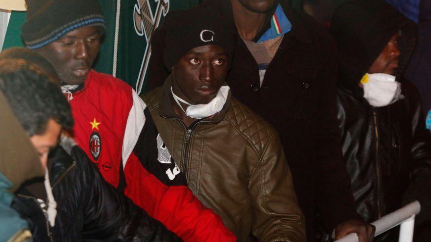 25 migrants en provenance de Paris sont arrivés à Jaulges (photo d'illustration)