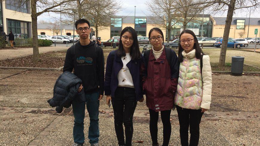 Les étudiants chinois vont apprendre le français au Centre d'études supérieures (CES) de Châteauroux.