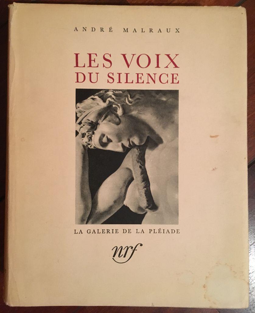 André Malraux, Les voix du silence, Gallimard, 1956.