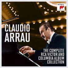 Coffret Claudio Arrau, Sony Classical