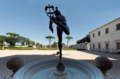 Fontaine de la Villa Medicis