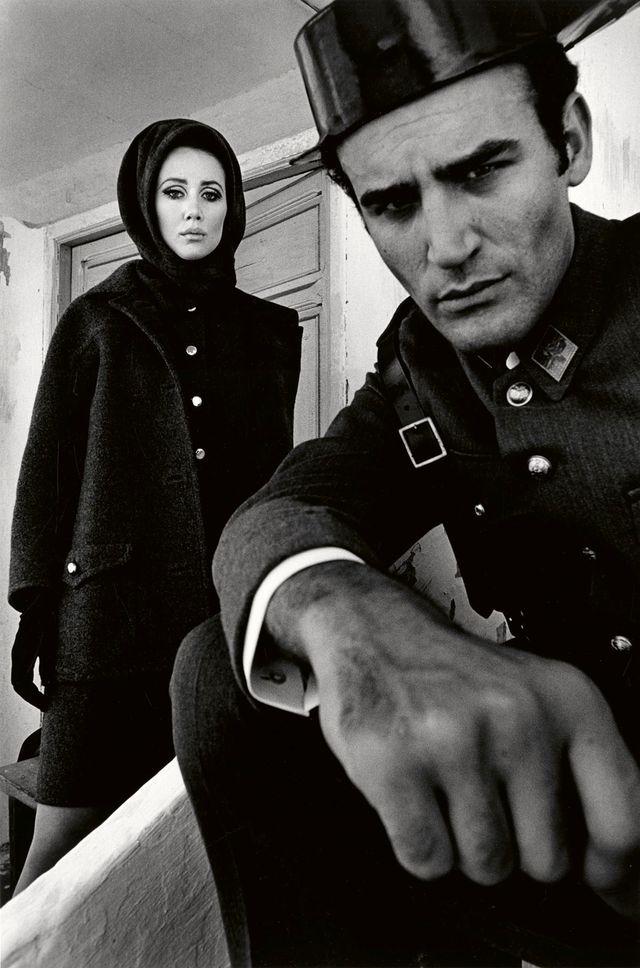 Harper's Bazaar. Madrid, 1966