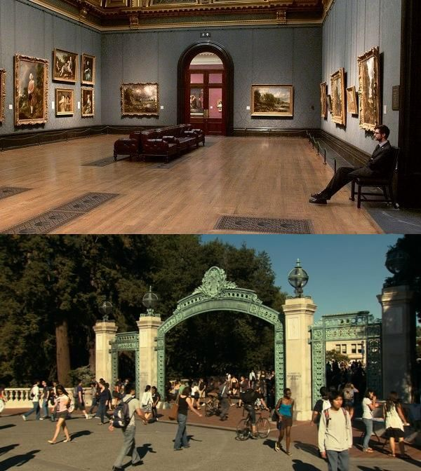 National Gallery (2014) et At Berkeley (2013) de Frederick Wiseman
