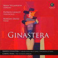 CD Ginastera
