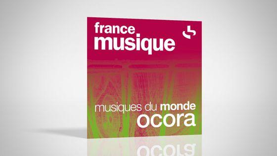 Logo webradio Ocora Musiques du monde - France Musique