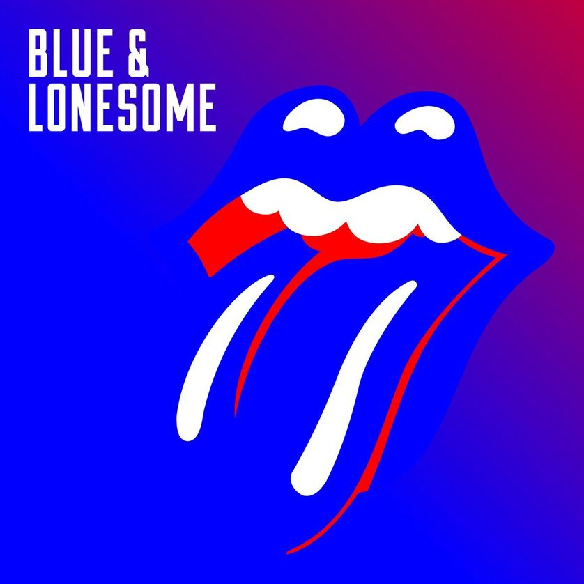 """Blue & Lonesome"" des Rolling Stones (Mercury)"