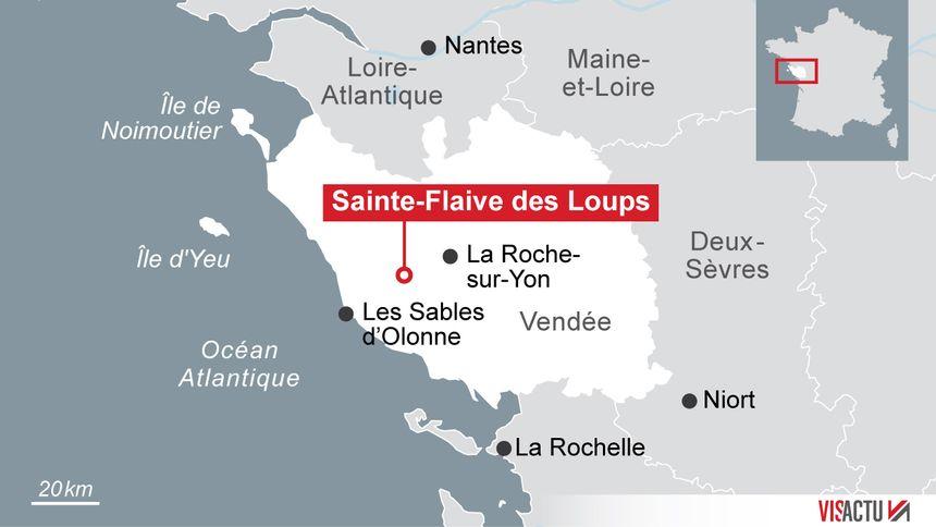 Carambolage meurtrier en Vendée