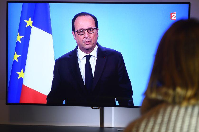 François Hollande renonce à un second mandat