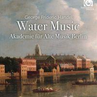 Water Music : Suite n°2 en Ré Maj HWV 349 : Menuet