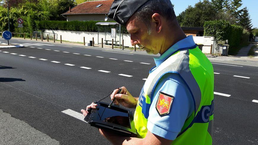 La tablette numérique dans les gendarmeries
