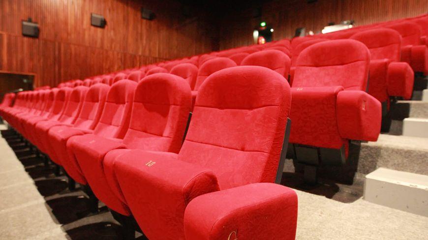 salle de cinéma, photo d'illustration