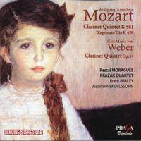 Quintette en Si bémol Maj op 34 J 182 :  Rondo . Allegro giocoso - pour clarinette et quatuor à cordes
