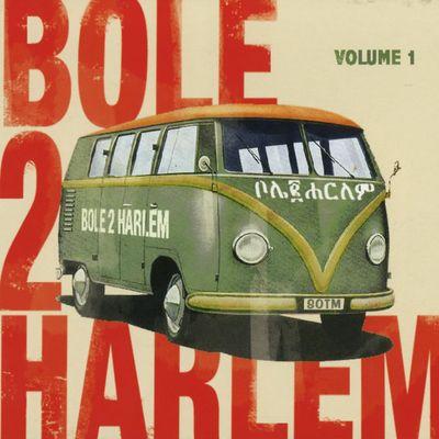 """Pochette de l'album """"Bole 2 Harlem volume 1"""" par Bole 2 Harlem"""