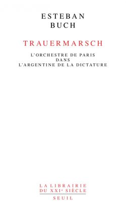 un livre de Esteban Buch
