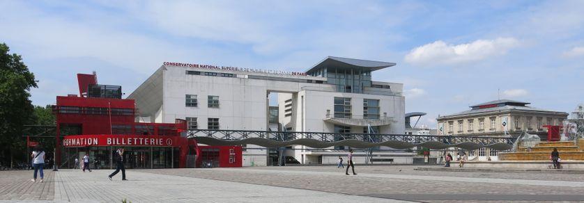 Le Conservatoire National Supérieur de Musique de Paris - CNSMDP