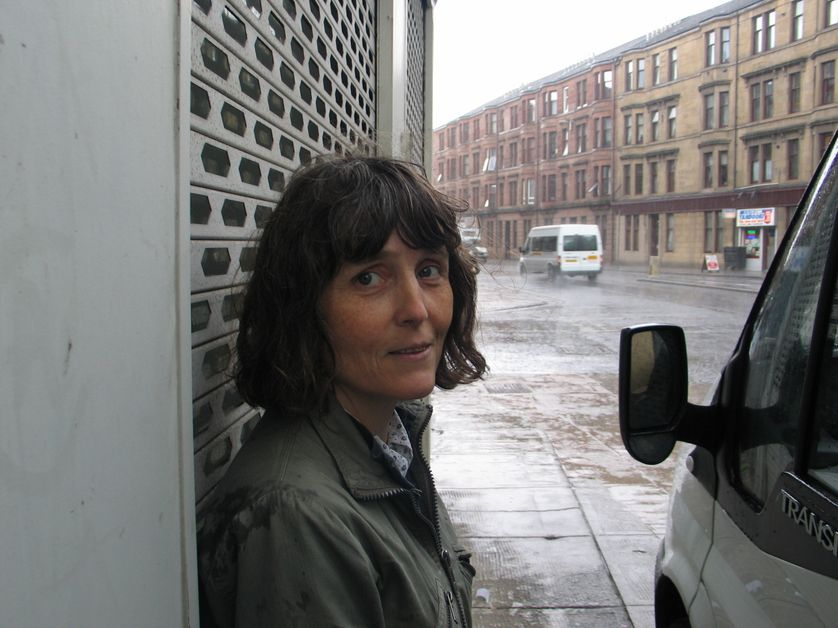 Claire Voisin, en 2009