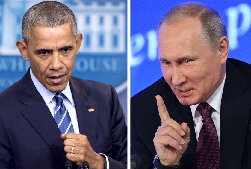 Regain de tension entre Barack Obama et Vladimir Poutine, à la tête, respectivement des Etats-Unis et de la Russie
