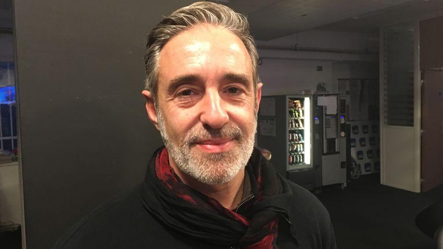 Patrick Luxembourger, le maire de Terville