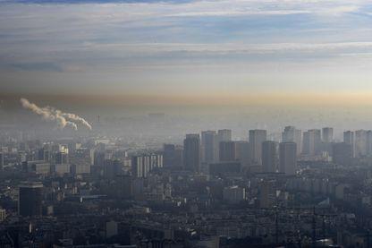 Le pic de pollution qui a touché Paris, Grenoble, Lyon commence maintenant à toucher  les départements du Tarn-et-Garonne et de la Haute-Garonne