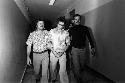 Arrestation de Christian Ranucci