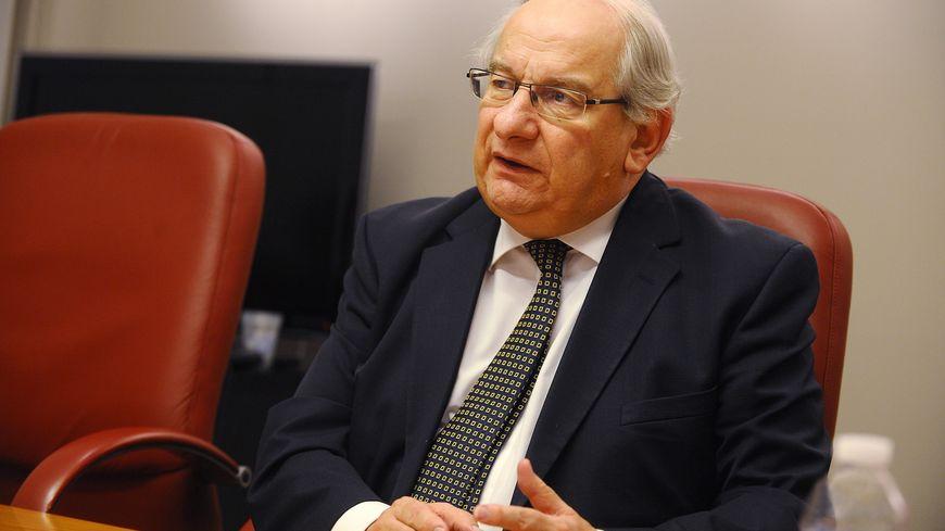 Michel Delebarre a été plusieurs fois ministre, notamment des Transports.