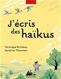 J'écris des Haïkus