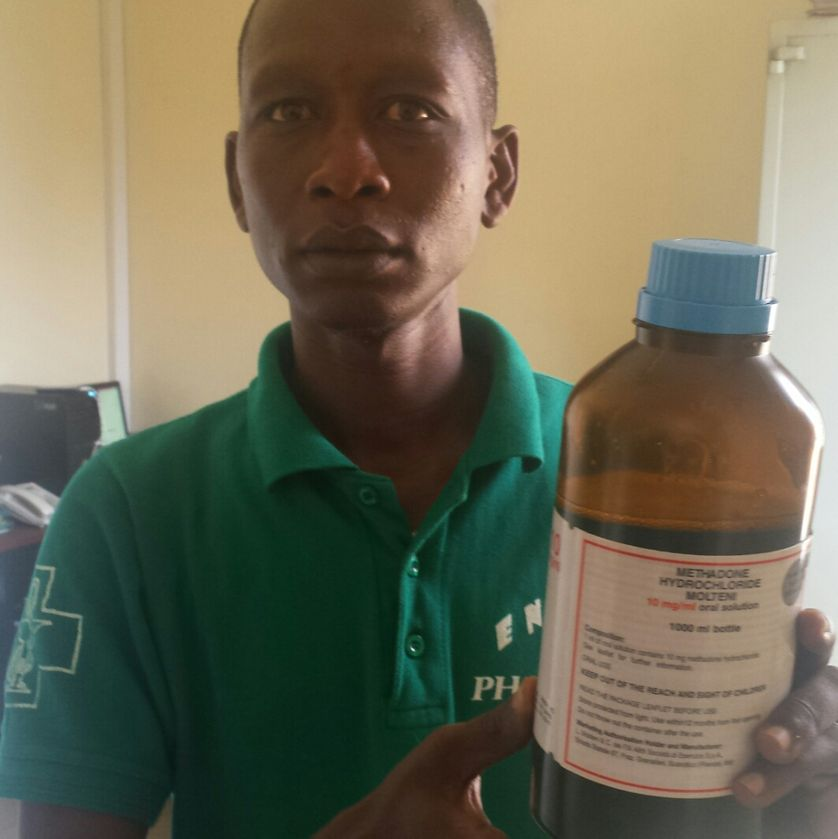 Des centres de méthadone comme celui de Dakar, il en faudrait bien d'autres au Sénégal.
