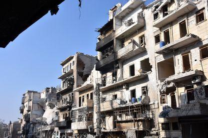 Alep, le 11 décembre 2016