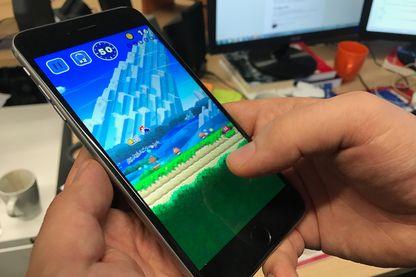 """Le jeu """"Super Mario Run"""", en réalité payant, a déçu beaucoup d'utilisateurs"""