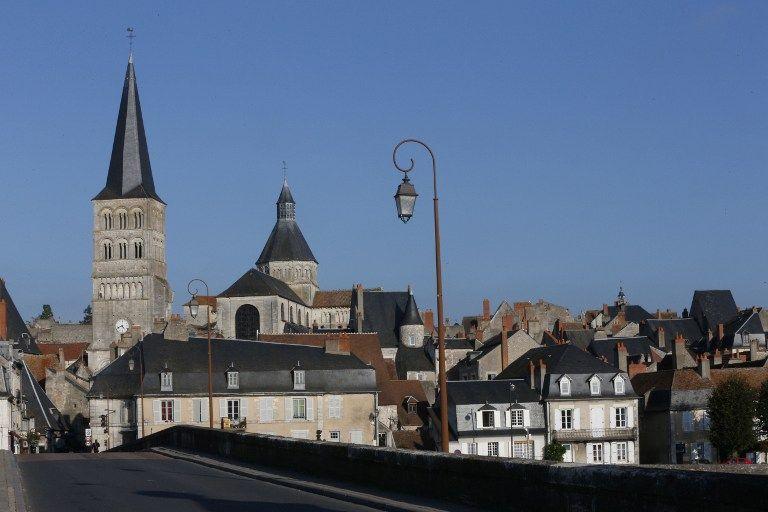 La Charite-sur-Loire, France