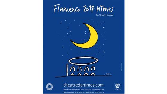 Festival Flamenco de Nîmes : édition 2017