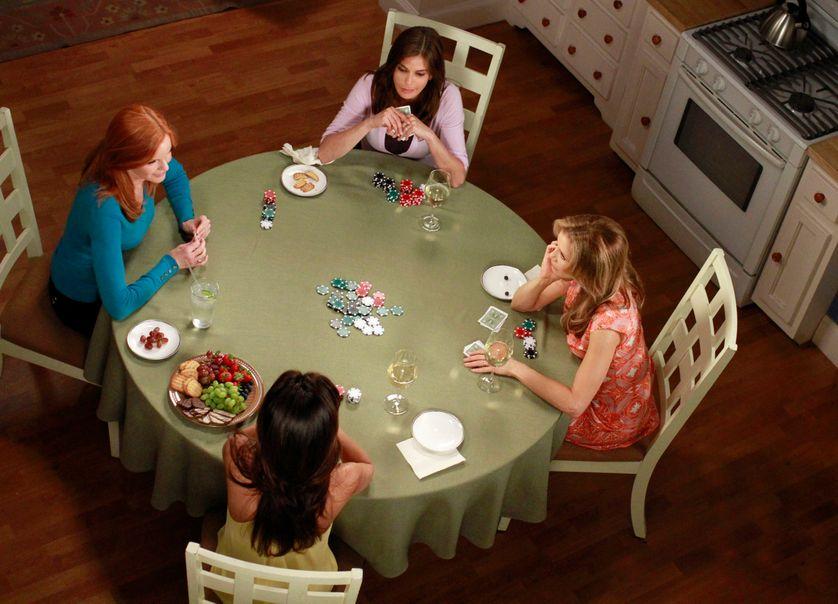 """Un extrait de """"Desperate Housewives"""""""