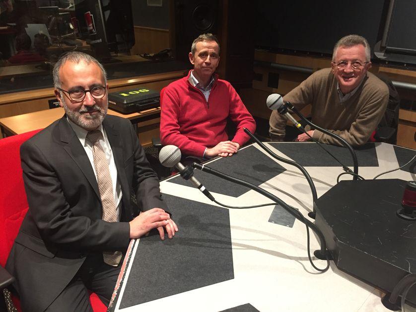 Jean-Pierre Denis, Christophe Billan, Jean-Luc Pouthier