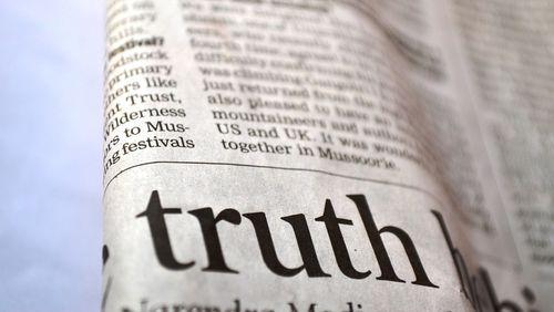 Ere de post vérité et vérification des faits