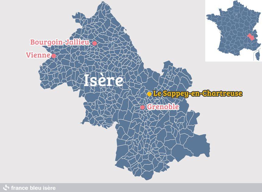 Le Sappey-en-Chartreuse, en Isère