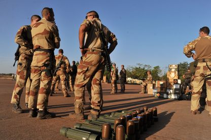 L'armée Française sur le sol Malien en 2013