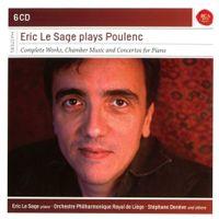 Les soirées de Nazelles FP 84 : Préambule - pour piano - ERIC LE SAGE