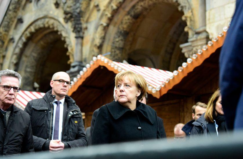 Pour Angela Merkel, « Cet acte sera puni comme il le mérite », 20 décembre 2016