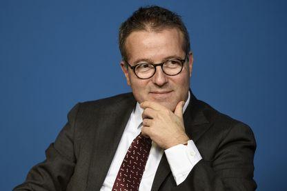 Martin Hirsch en novembre 2016