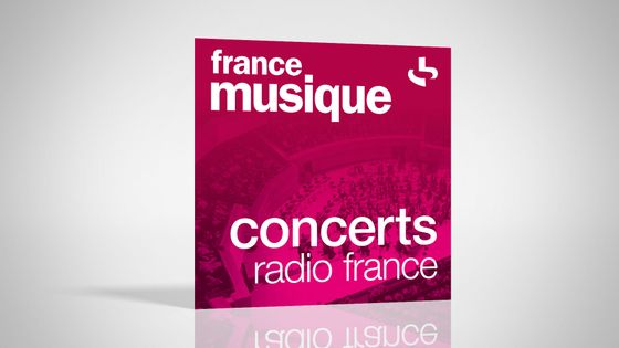 Logo webradio France Musique - Concerts Radio France