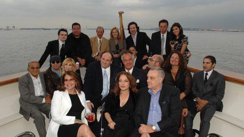 "Épisode 1 : Capo di tutti capi de Tarik Noui, d'après ""Les Sopranos"""