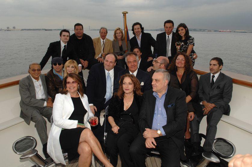 """L'équipe des """"Sopranos"""""""