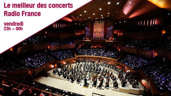 Le meilleur des concerts de Noël des formations Radio France